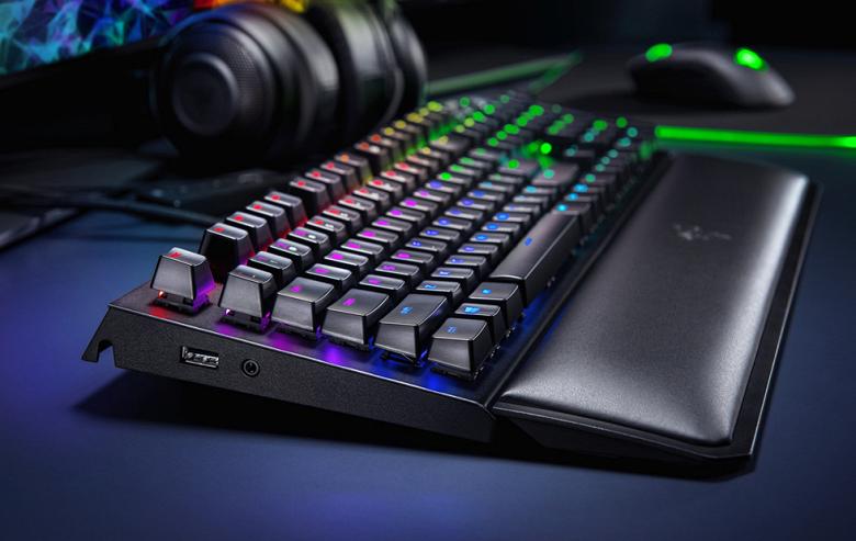 Razer выпустила «совершенную игровую клавиатуру» Razer BlackWidow Elite