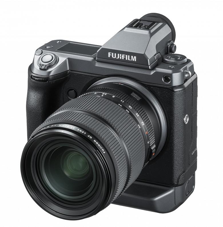 Незадолго до анонса камеры Fujifilm GFX 100MP появились её предварительные характеристики