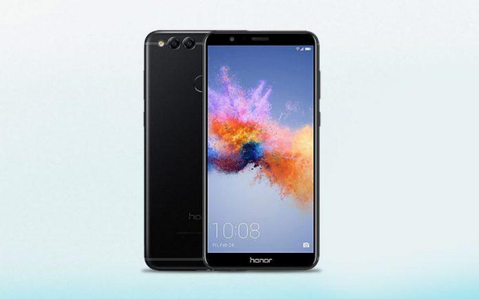 Смартфон Honor 7X получил технологию графического ускорения GPU Turbo