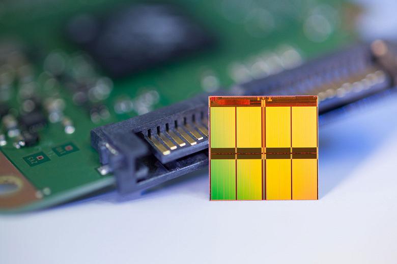 На флэш-память 3D NAND уже приходится более 60% поставок