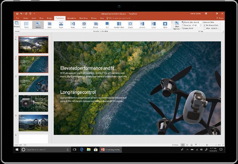 Microsoft выпустила Office 2019 для Windows и Mac