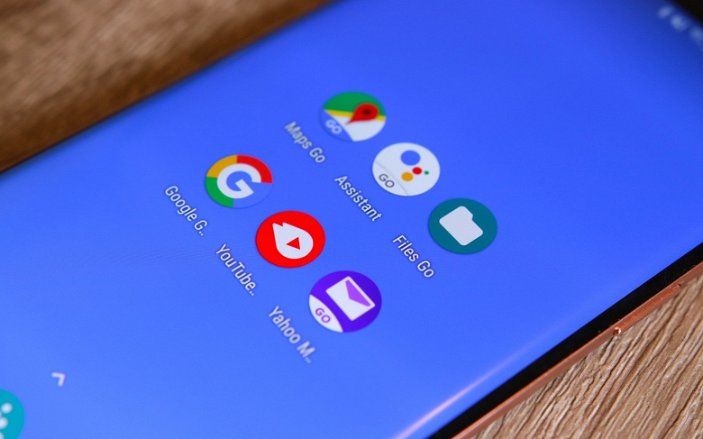 операционная система Android Go пока не особо популярна