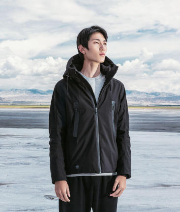 Xiaomi собирает деньги на куртку с подогревом