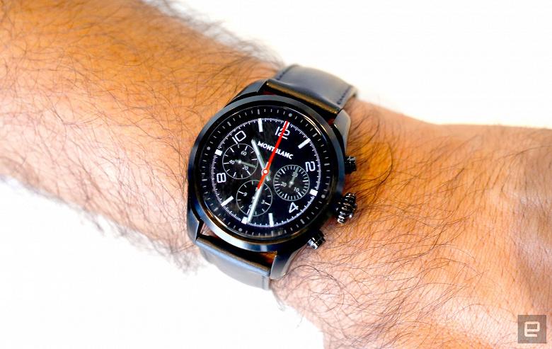 Montblanc Summit 2 — первые умные часы с SoC Snapdragon Wear 3100