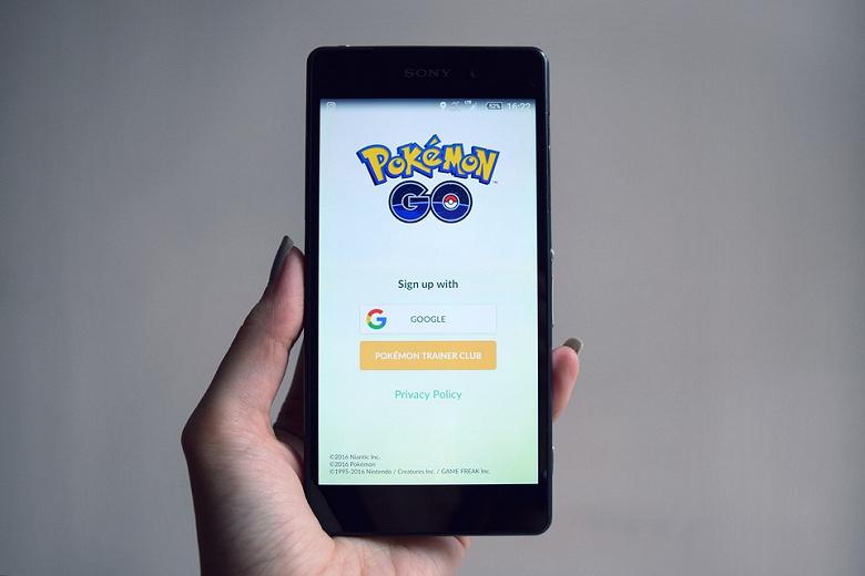 Игра Pokemon Go стала доступна в России