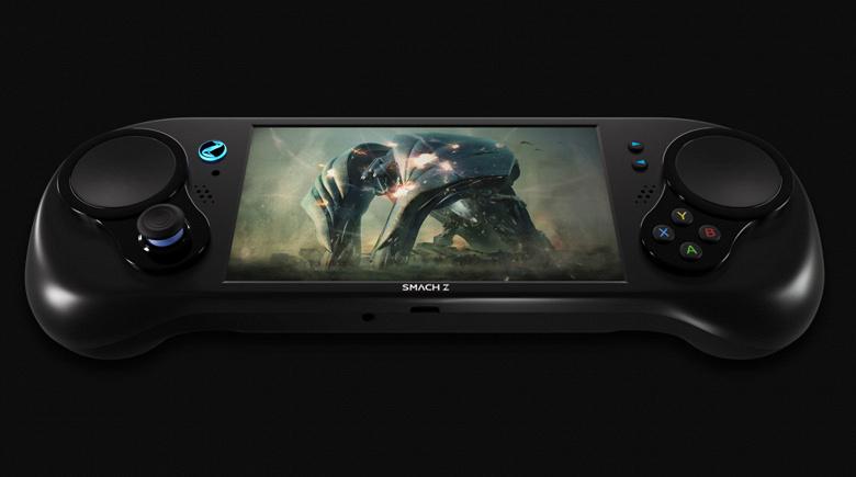 Назван срок начала поставок карманных игровых ПК Smash Z на APU AMD