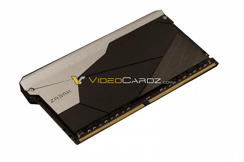 Asus отходит от стандартов, чтобы удвоить емкость модулей памяти DDR4