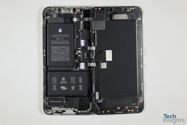 Себестоимость iPhone XS Max оказалась заметно выше, чем у iPhone X