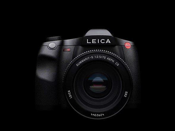 Leica анонсирует выпуск среднеформатной камеры S3 разрешением 64 Мп