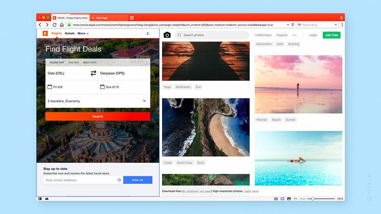 Vivaldi 2.0 — наследник браузера Opera обновился, получив множество новых функций