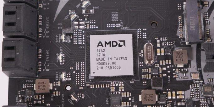 AMD все же не отказалась от чипсета X499
