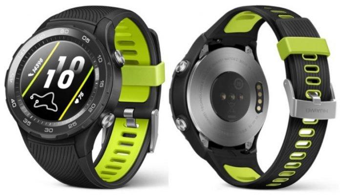 Умные часы Huawei Watch GT получат в полтора раза более ёмкий аккумулятор, чем у Apple Watch Series 4