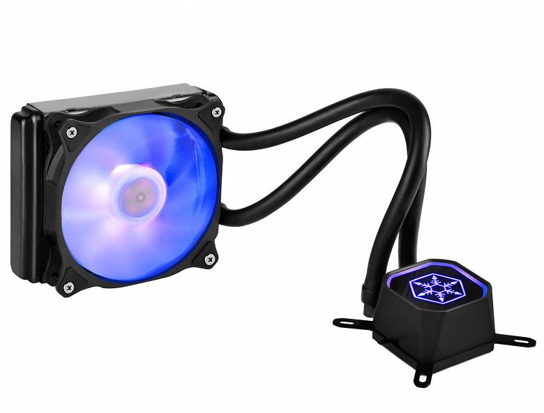 Серия систем жидкостного охлаждения SilverStone Tundra RGB включает две модели