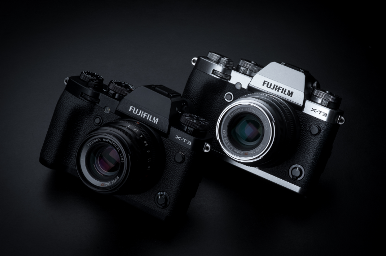 Представлена беззеркальная цифровая фотокамера Fujifilm X-T3