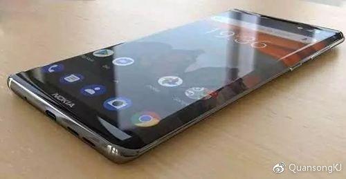 Смартфон Nokia 9 «пентакамерой» показали спереди