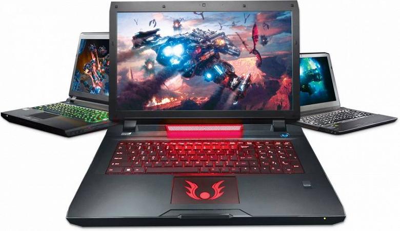 В России вдвое выросли продажи игровых ноутбуков