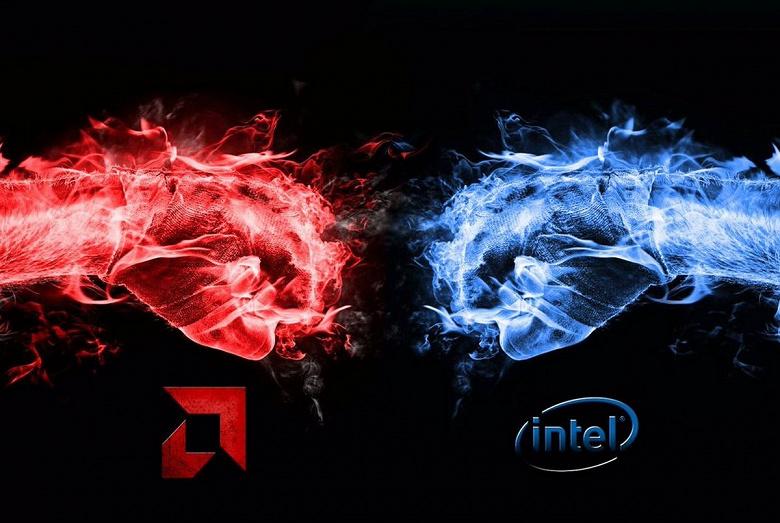 Из-за роста цен на CPU Intel доля AMD в крупном немецком магазине почти достигла 80%