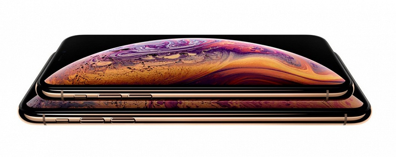 Начались продажи iPhone XS и iPhone XS Max в России