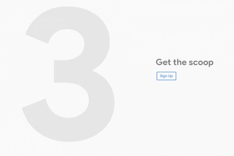 Google починає дратувати громадськість прийдешнім анонсом Google Pixel 3