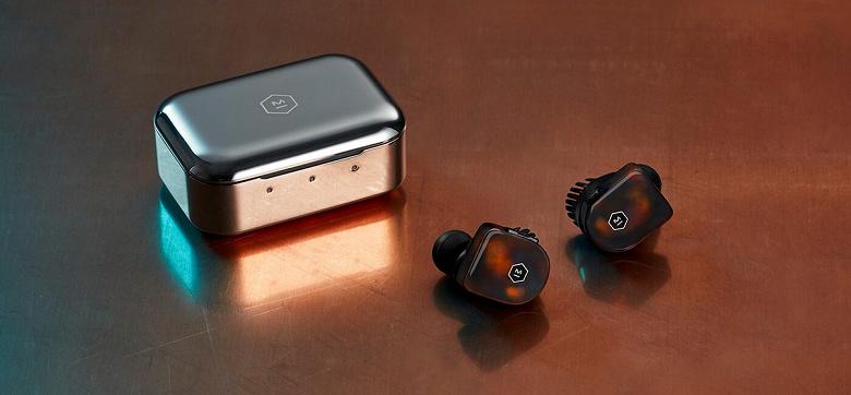 Master & Dynamic MW07 — полностью беспроводные наушники, выделяющиеся своим дизайном и качеством звука