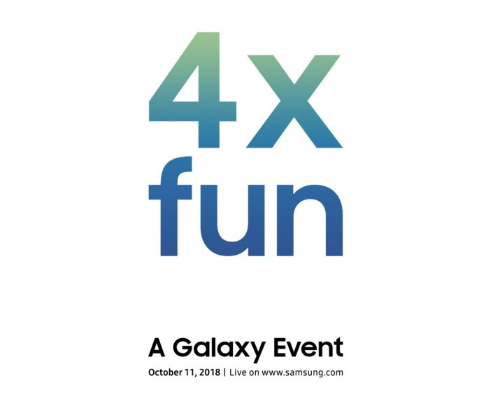 Samsung представит новый Galaxy с четырьмя тыльными камерами 11 октября