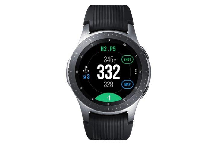Представлены умные часы Samsung Galaxy Watch Golf Edition