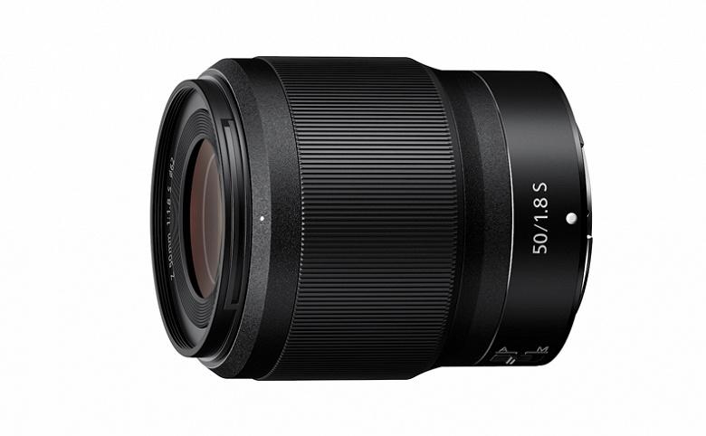 Выпуск объектива Nikkor Z 50mm f/1.8 S отложен