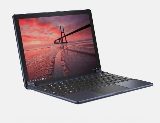 Первый планшет Google с Chrome OS называется Pixel Slate