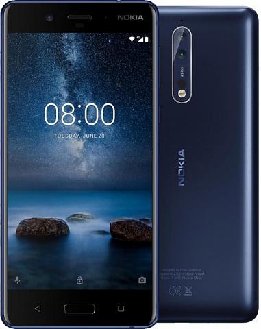 Прошивка Android 9.0 Pie для Nokia 8 улучшит камеру и добавит поддержку ARCore