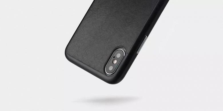 Выпущен самый тонкий кожаный чехол для iPhone