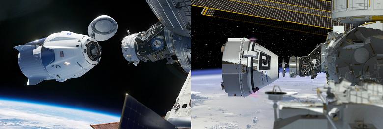 Уже и июле следующего года SpaceX должна отправить первый корабль с астронавтами к МКС