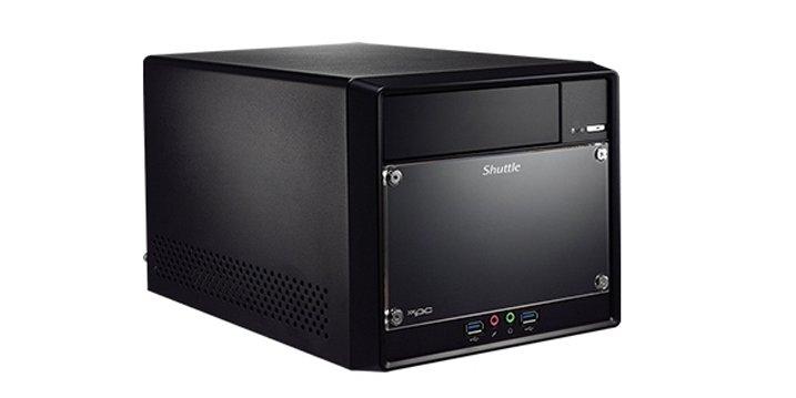 Barebone-комплект Shuttle SH310R4 позволяет собрать компактный игровой ПК