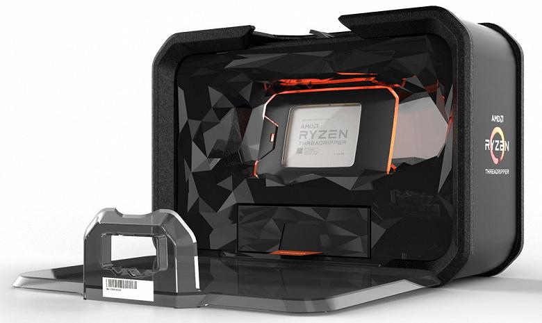 AMD повысит производительность старших CPU Ryzen Threadripper в играх посредством режима Dynamic Local Mode