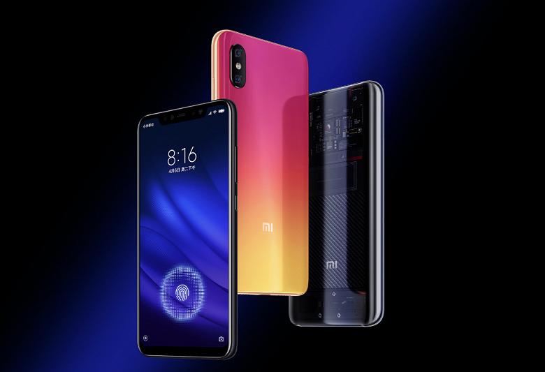 В смартфоне Xiaomi Mi 8 Screen Fingerprint Edition используется космический полимер