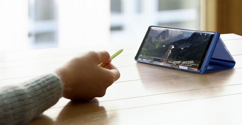 Флагманский смартфон Samsung Galaxy Note10 окажется меньше предшественника, несмотря на увеличившийся экран