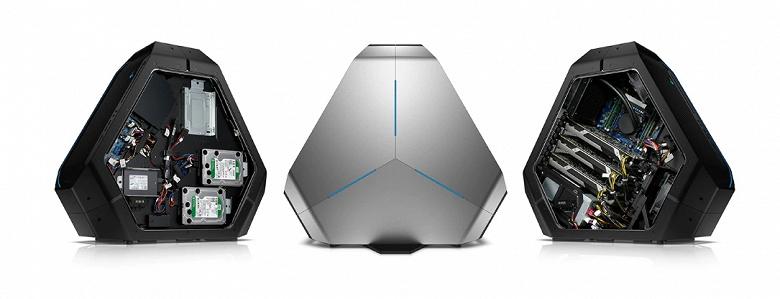 Обновлённые компьютеры Alienware Area-51 R7 Threadripper Edition получили свежие CPU Threadripper второго поколения