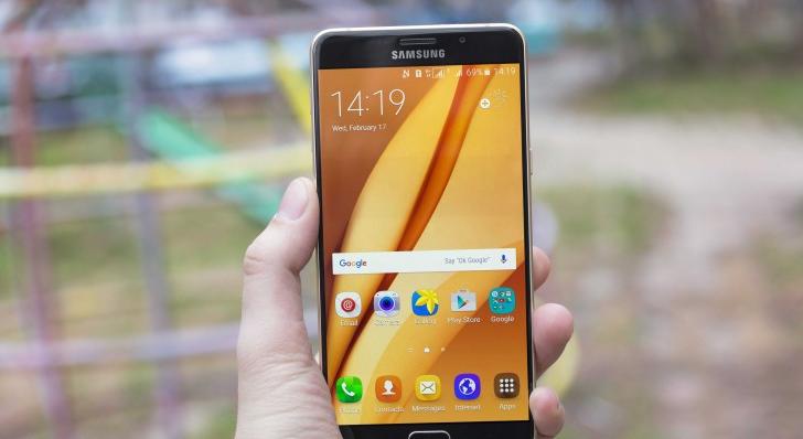 Смартфон Samsung Galaxy A9 Pro обновили до новой версии Android значительно раньше, чем ожидалось