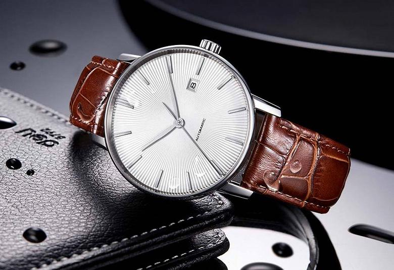Xiaomi TwentySeventeen Light Mechanical Wristwatch — часы с сапфировым стеклом и японским механизмом