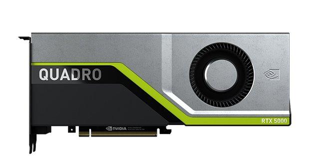 Начат прием предварительных заказов на ускорители Nvidia Quadro RTX 6000