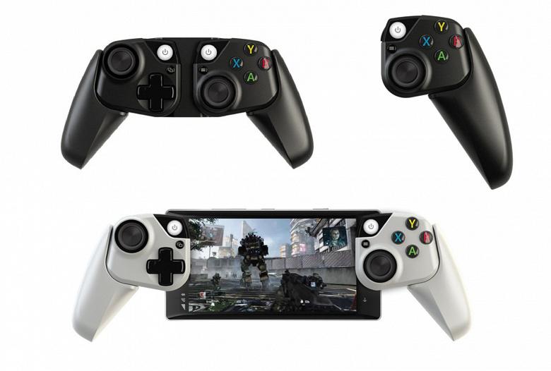 Microsoft разрабатывает универсальный модульный геймпад, который подойдёт для смартфонов, планшетов и домашних консолей