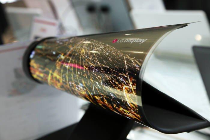 Lenovo выпустит 1-ый сгибаемый планшет с13-дюймовым дисплеем отLG