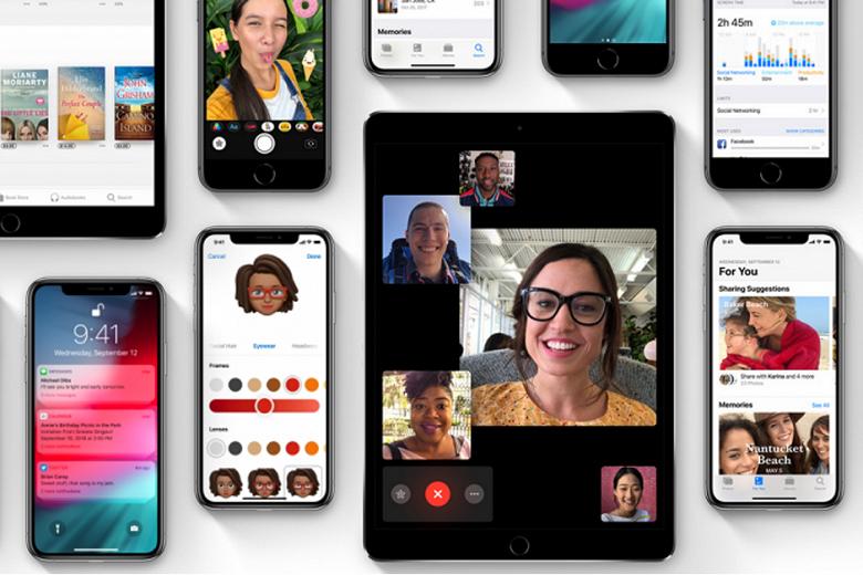 iOS 12.1 выходит сегодня: групповые чаты, новые эмодзи, слайдер Depth Control и встроенная SIM-карта