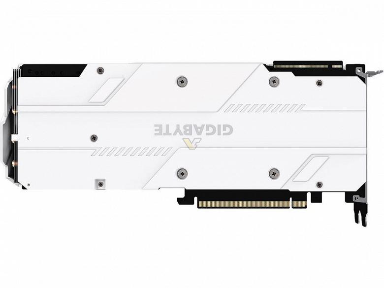 Gigabyte готовит к выпуску «зимний» вариант 3D-карты RTX 2080 Gaming OC