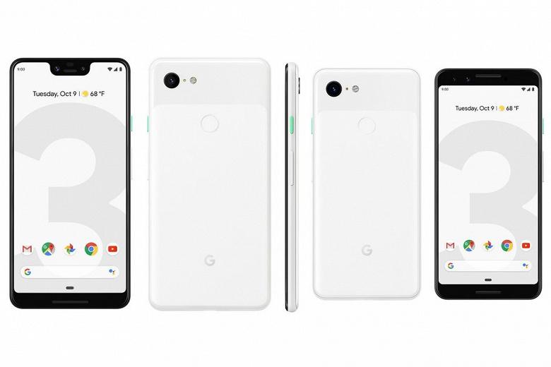 Последняя утечка перед анонсом: галерея смартфонов Google Pixel 3 и Pixel 3 XL во всей красе