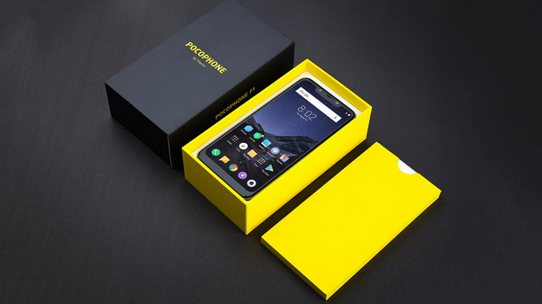 Xiaomi пытается убедить владельцев Xiaomi Pocophone F1 в том, что проблема с дисплеем носит программный характер