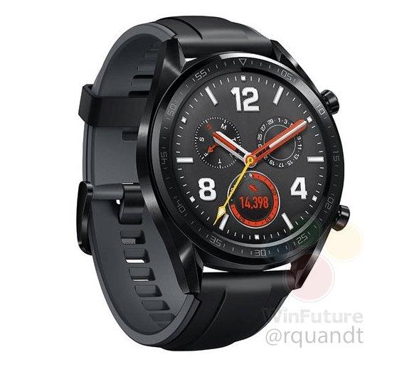 Прощай, Google. Умные часы Huawei Watch GT не будут использовать Wear OS