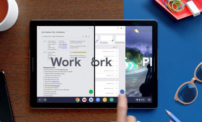 Планшет Google Pixel Slate