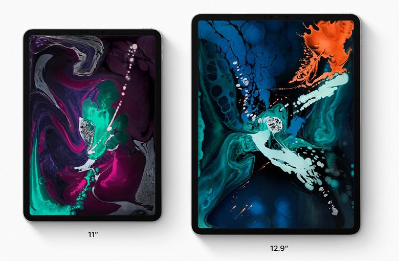 Представлены новые планшеты Apple iPad Pro: SoC A12X с 10 млрд транзисторов и до 1 ТБ флэш-памяти