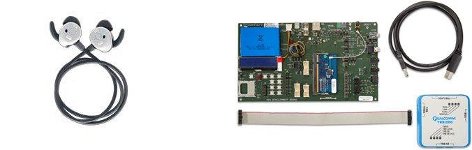 У Qualcomm готов референсный дизайн беспроводной гарнитуры с поддержкой Amazon Alexa