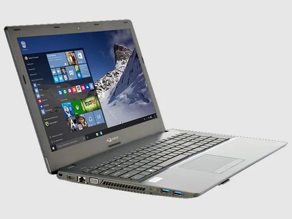 Представлен первый ноутбук, полностью произведенный в России